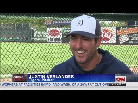 Tigers' Justin Verlander defends high priced contracts