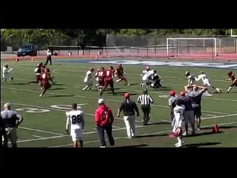 Dougie Simmons 2016 Varsity Football Highlights