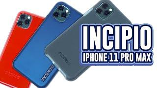 INCIPIO Cases for iPhone 11 Pro Max | NGP Pure | DualPro | AeroLite