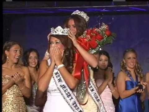 Miss New Jersey Teen USA 2009 Crowning Moment