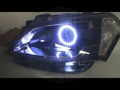 flyryde kia soul projector headlights with switchback led. Black Bedroom Furniture Sets. Home Design Ideas