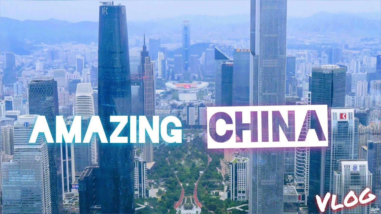 CANTON TOWER VIEW.. VLOG! ?? Amazing Guangzhou Future City Tour ? China Travel 2017