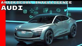 Audi AI Artificial Intelligence Technology thumbnail