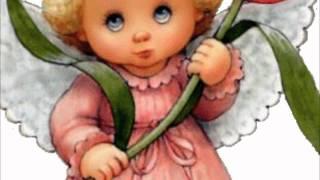 Música para dormir al bebe. Angelitos dulces sueños