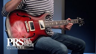 The SE Hollowbody Standard | PRS Guitars