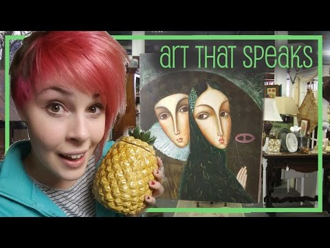 Art That Speaks - Antique Reselling
