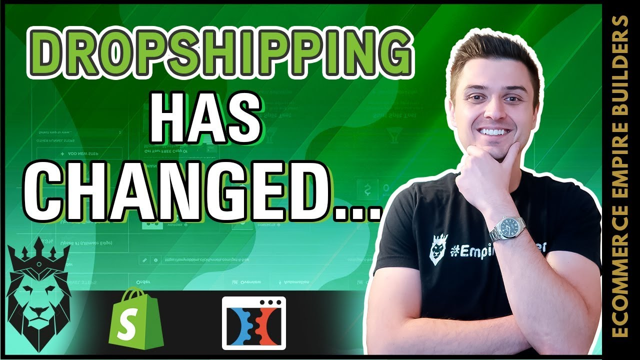 THE EVOLUTION OF SHOPIFY DROPSHIPPING IN 2019