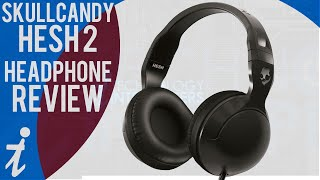 Today I am reviewing the Skullcandy Hesh 2 over-ear headphone. FULL...
