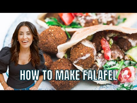 How to Make Authentic Falafel from The Mediterranean Dish