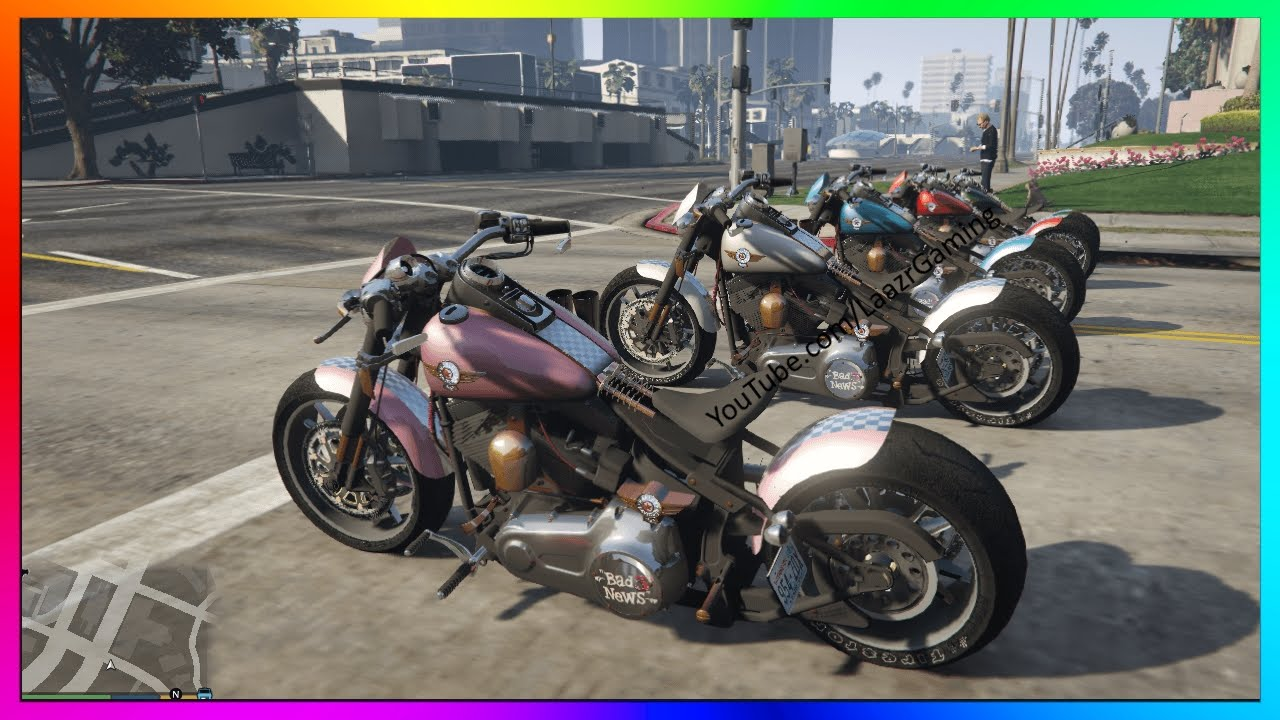gta-5-cars-and-bikes