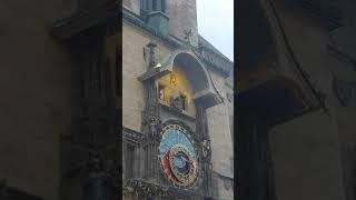 프라하 구시가지 광장 천문시계 땡땡땡