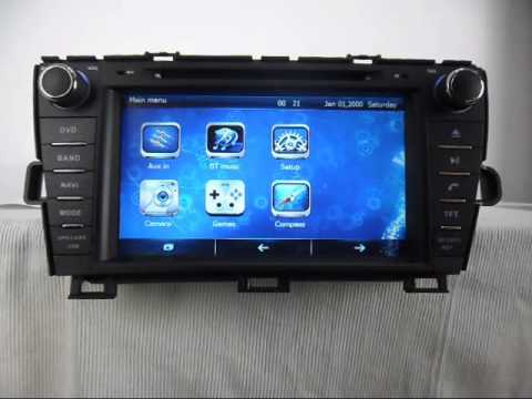 Watch on 2012 toyota prius radio