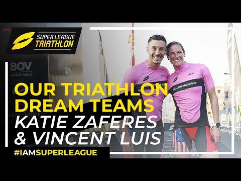 Katie Zaferes & Vincent Luis Pick Their Dream Team | SLT Dream Team S1 • E1