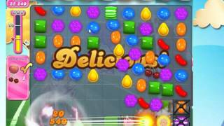 candy crush saga level- 1442 (No Booster)