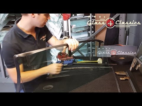 How To: Assemble Hardtop Door & Convertible Door Glass