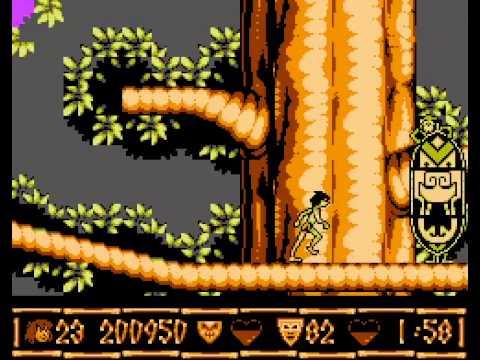 NES Longplay [552] Jungle Book