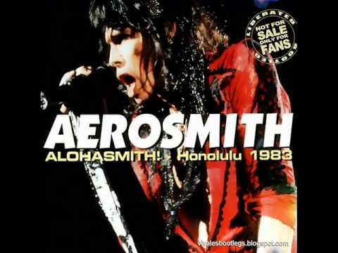 Aerosmith Rock In A Hard Place