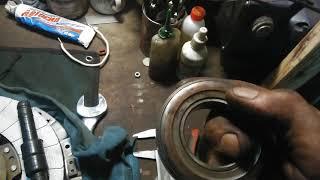 Ниссан ваннет ремонт сцепления (1 часть)