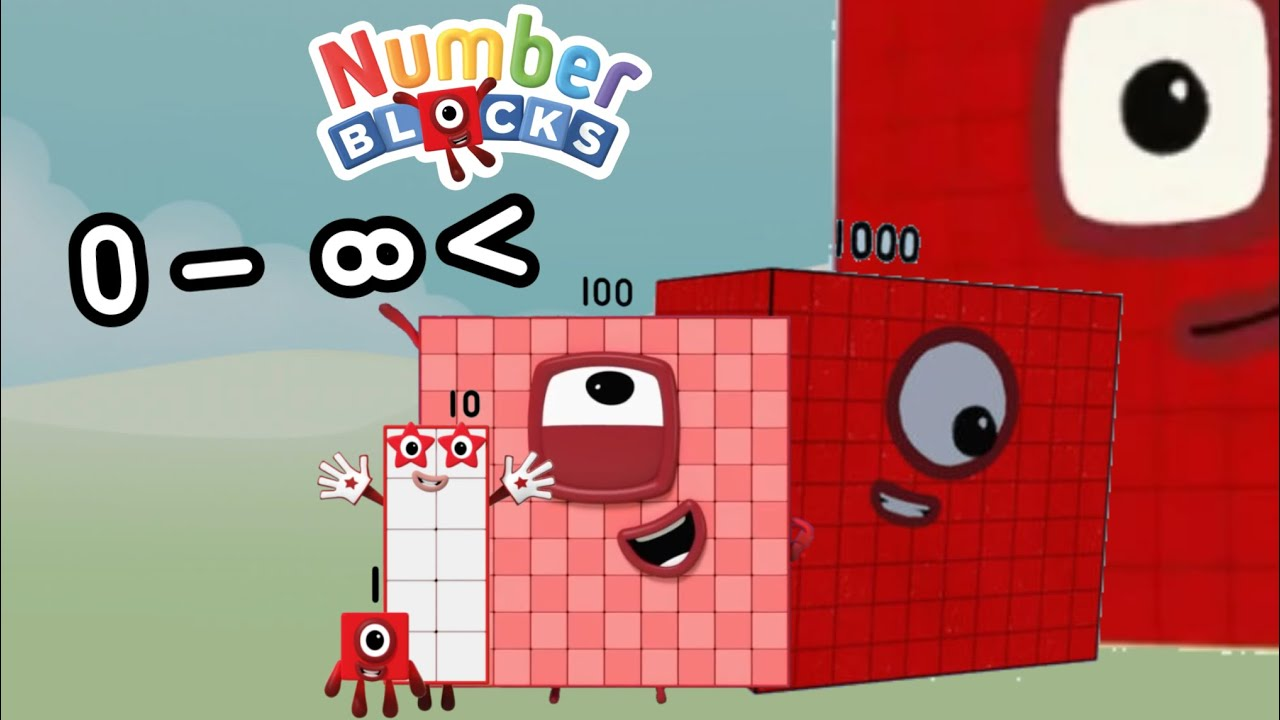 Download Numberblocks: Number Comparison (Zero to Beyond Infinity)