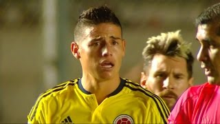 James Rodriguez vs Argentina Away HD 1080i (16/11/2016) by JamesR10™