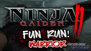 NINJA GAIDEN 2 - FUN RUN [WARRIOR]