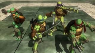 TMNT: Mutants in Manhattan PS4 - Gameplay Walkthrough Part 2/18 FULL GAME