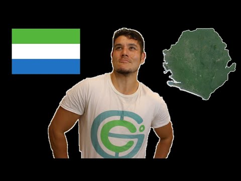 Geography Now! SIERRA LEONE