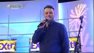 "Ramón Gato Presenta su single ""Confidente"" en Canal Extremadura Tv"