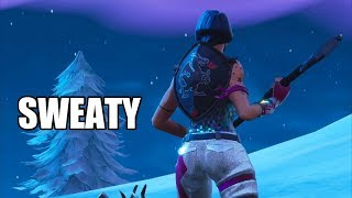 Things Only SWEATS Do On Fortnite