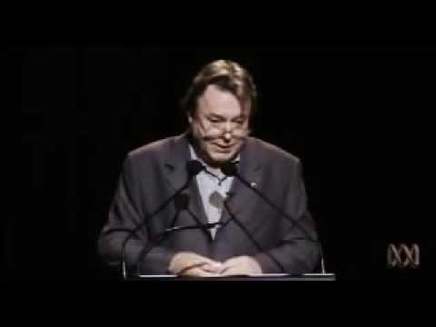 Christopher Hitchens at the Festival of Dangerous Ideas (FODI)