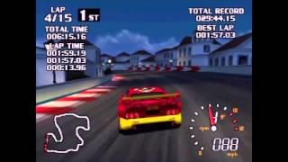 World Driver Championship Playthrough (Actual N64 Capture) - Part 10