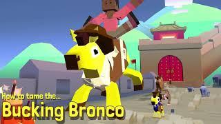 Rodeo Stampede | Secret Animal #37 - Bucking Bronco