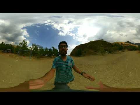 Ejemplo de Lifeview cámara 360