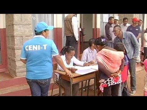 Madagascar votes in presidential run-off