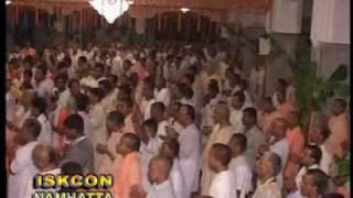 ISKCON Mayapur_ Tulasi-Aarati