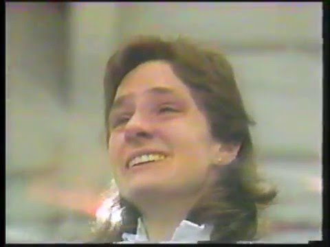 ABC Sports Olympic Tribute to US Long Track Speedskaters in 1988