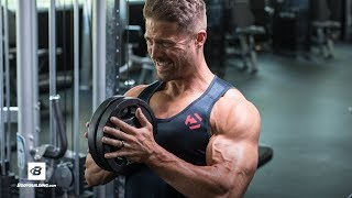 Chest Pump Workout | Flex Friday with Trainer Mike