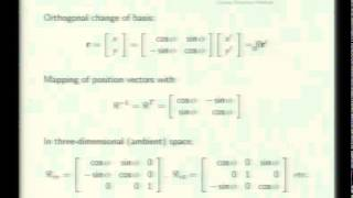 Mod-02 Lec-08 Methods of Plane Rotations