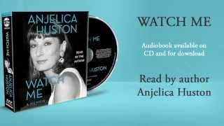 Video Anjelica Huston on her audiobook WATCH ME download MP3, 3GP, MP4, WEBM, AVI, FLV Oktober 2018