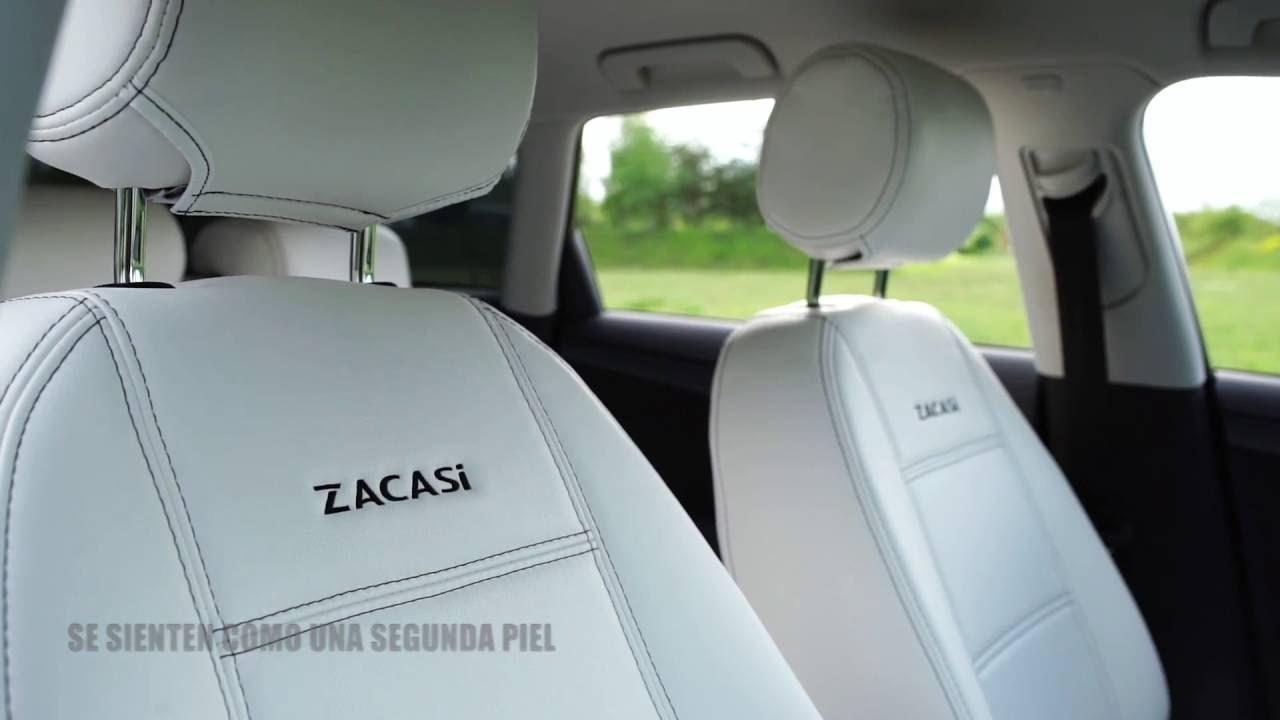 Zacasi tapicer a de cuero para autos video del antes y for Tapiceria para coches en zaragoza