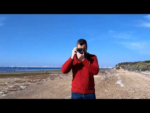 San Fernando 35mm Film Shoot