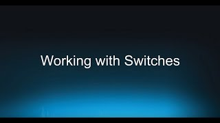 Repeat youtube video Wwise 101-06 Switches