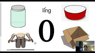 Learn Numbers, Shapes, Weather and Five Senses in Chinese