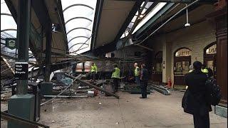 Zugunglück in USA: Über 100 Verletzte, drei Todesopfer ORF ZIB Flash 21:55 vom Do, 29.09.2016.