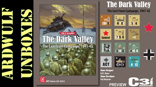 Unboxing The Dark Valley: The East Front Campaign, 1941-45