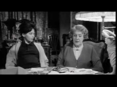 Lesbian loneliness & Leslie Caron 1963