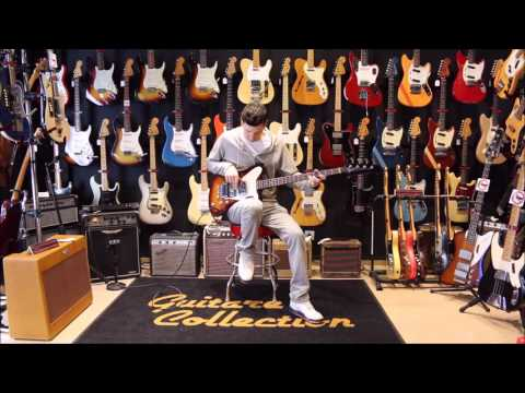 GUITARE COLLECTION presents Gibson Thunderbird Non Reverse from 1967 by Jérémie Francblu