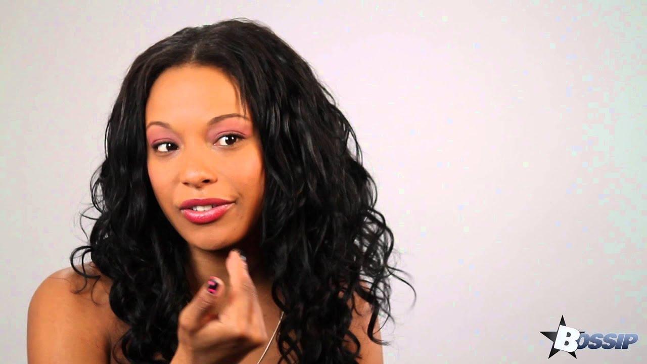 Andrea Talks Racial Issues On Bgc9 Mexico Youtube