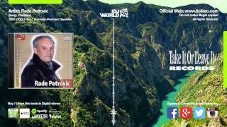 Rade Petrovic - Pastirica