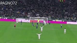 JUVENTUS Vs Spal  Goal C.Ronaldo 1-0